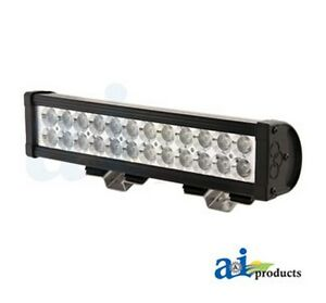 Ai Ltb1424 Work Lamp Light Bar Led Flood 14 For Allis chalmers Bobc
