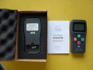 Tp 909 Radiation Detector Geiger Counter Dosimeter Version 2012