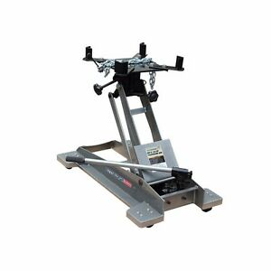 800 Lb Low Lift Transmission Jack Durable Steel New Free Fedex Home Or Shop