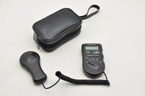 Cem Dt 1300 Digital Light Meter 200lux 50000lux Range With Case