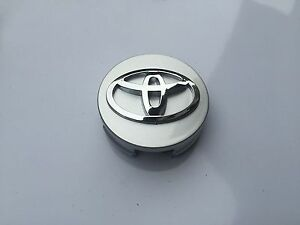 Replacement 1 Pc Silver Wheel Hub Caps 62mm Center Wheels Emblem Cap Logo
