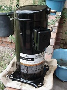 Copeland Zr57k3e pfv 930 Scroll Compressor Ships On The Same Day Of The Purchase