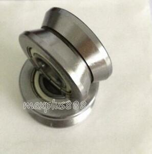 10pcs V Groove Track Roller Guide Vgroove Sealed Ball Bearing 15 41 20mm New