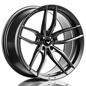 20 Vorsteiner V ff 105 Forged Concave Graphite Wheels Rims Fits Ferrari 458