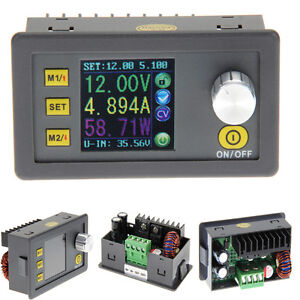 Dp 30v 5a Constant Voltage Current Step down Programmable Power Supply Module
