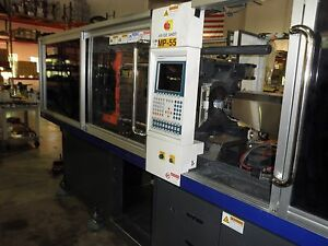 2010 Dima Des115 4 98 a90329 Used Plastic Injection Molding Machine