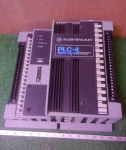 1 Allen bradley 1773 l1a Plc 4 Microtrol Programmable Controller make Offer