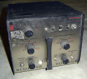 Blonder Tongue Vhf Uhf Sweep Generator Model 4122
