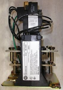 New In Box Allen Bradley Overload Relay 193 dpd120 80 120 Amp Series B