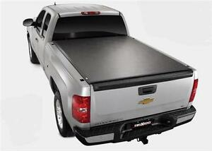Truxedo Lo Pro Qt Black Roll Up Tonneau Cover 5 5 Bed For Ford F 150 597701