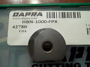 New Dapra Hbn 1000 Fpx Buy It Now 1 Insert Free Shipping