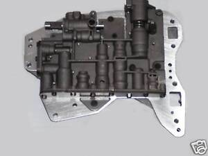 Ford C6 Full Manual Reverse Pattern Racing Valve Body Core Required