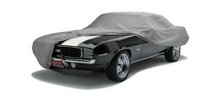 Covercraft Sunbrella Gray Color Car Cover Fits 1967 To 1968 Chevrolet Camaro