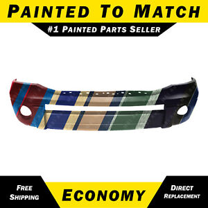 New Painted To Match Front Bumper Cover For 2006 2009 Dodge Ram Truck 68001349aa