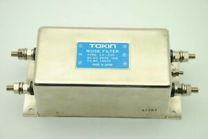 Tokin Lf 230 Noise Filter 250v 30a