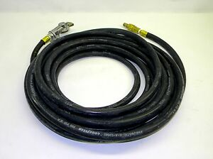 Military Surplus 40 Air Hose Tire Chuck Glad Hand Quick Connect 11624422 7