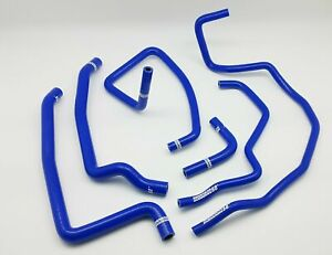 Autobahn88 Silicone Ancinllary Coolant Heater Hose Fit Mazda Rx 8 Rx8 Se3p 13b