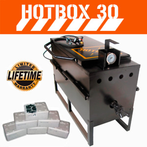 pavemade Hotbox 30 Combo 6 Rubberized Asphalt Crackfiller Kettle Sealcoating