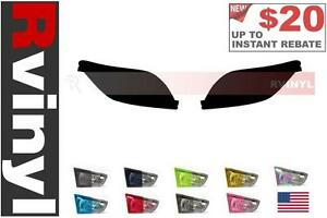 Rtint Headlight Tint Precut Smoked Film Covers For Scion Tc 2005 2010