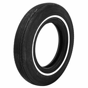 Set Of 4 Coker Premium Sport Lowrider Tires 5 20 14 Bias Ply Whitewall 506546