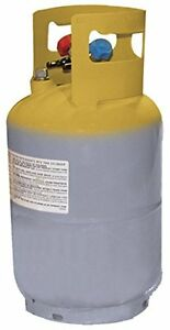 New Refrigerant Recovery Cylinder Tank 30lb Air Conditioning Refrigerant Save d