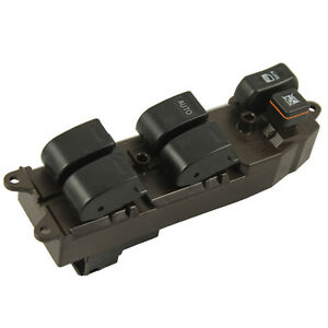 Electric Power Window Master Switch Fit Toyota Camry 2002 2006 Sienna 2005 2009