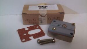 New Old Stock Foxboro Relay Replacement Kit C0136xs