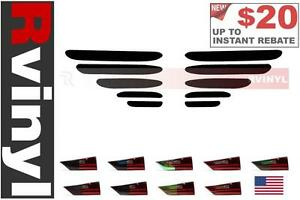 Rtint Tail Light Tint Precut Smoked Film Covers For Ford Mustang 1994 1995