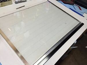 For Microm Cryostat Hm Series Replacement Heated Glass Window