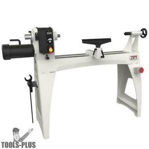 Jet 719600 230v 2hp Woodworking Lathe New