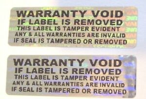 1000 Svag Sss Hologram Product Protect Security Label Sticker Seal 625 X 2