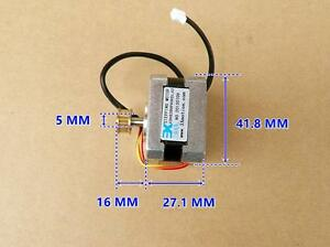 Dc12v 2 phase 4 wire 42mm 0 9 Stepper Stepping Motor With Pulley For 3d Printer