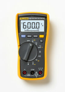 New Fluke 115 True Rms Multimeter Us Authorized Dealer