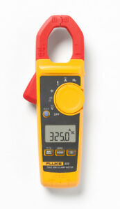 New Fluke 325 400a Ac dc True rms Clamp Meter With Temperature