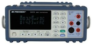 New Bk 5491b 50 000 Count True Rms Bench Digital Multimeter Us Authorized Dealer