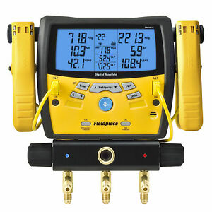 Fieldpiece Sman340 3 port Digital Manifold