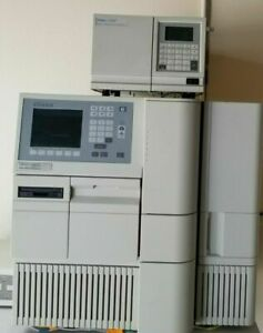 Waters Alliance 2695 Hplc W Column Compartment 2487 Detector