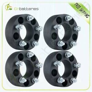 For 1980 1995 For Toyota Pickup 4pcs Wheel Spacers 5x4 5 To 5x114 3 2 50mm