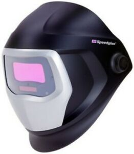 3m Speedglas 9100x Welding Helmet 06 0100 20sw W Side Windows