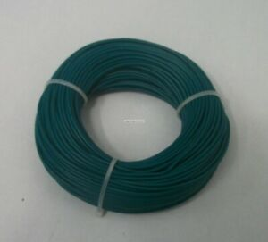22 Awg Tinned Copper Stranded Hook Up Wire 100 Feet Green Ul1007
