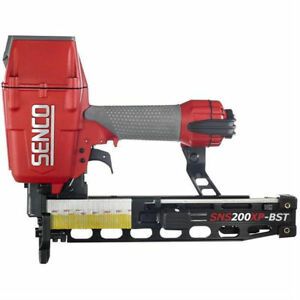 Senco Sns200xp bst 17 16 gauge 7 16 Crown 2 Heavy Wire Stapler 7c0001n New