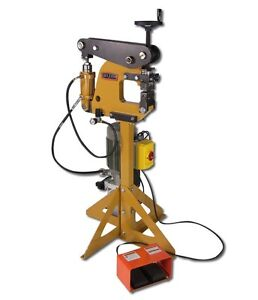 Baileigh Mss 14h Metal Forming Shrinker Stretcher