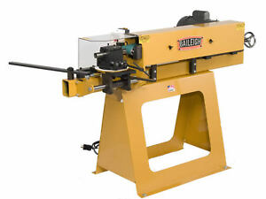 Baileigh Tn 400 Tube And Pipe Notcher Free Shipping