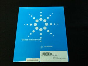 Sealed Agilent Gc ms G1712 64003 Add On User License D 03 00 g1710da