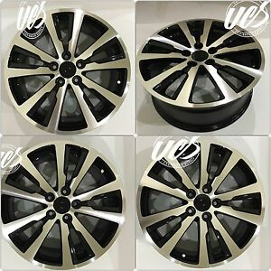 18 Honda Civic Alloy Wheels Rims 2006 2017 Set Of 4