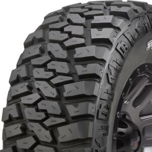 1 New 1 33x12 50r15lt C Dick Cepek Extreme Country Mud Terrain 33x1250 15 Tire