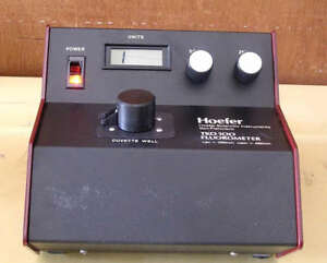 Hoefer Tko 100 Dna Fluorometer Model Tko100 115v