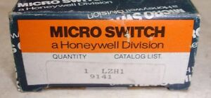 New Micro Switch Lzh1 Enclosed Precision Switch Honeywell Lzz21 Body Ships Today