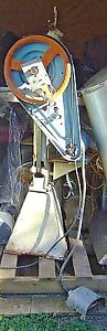 Bostitch Textron Wire Stitcher Model 7 Aw With Foot Control