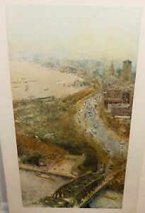 Chen Chi Shanghai Limited Edition Hand Signed In Pencil Lithograph